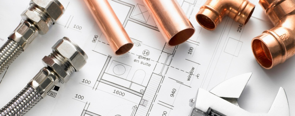plumbing-equipment-on-house-plan